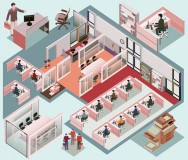 Bürolandschaften